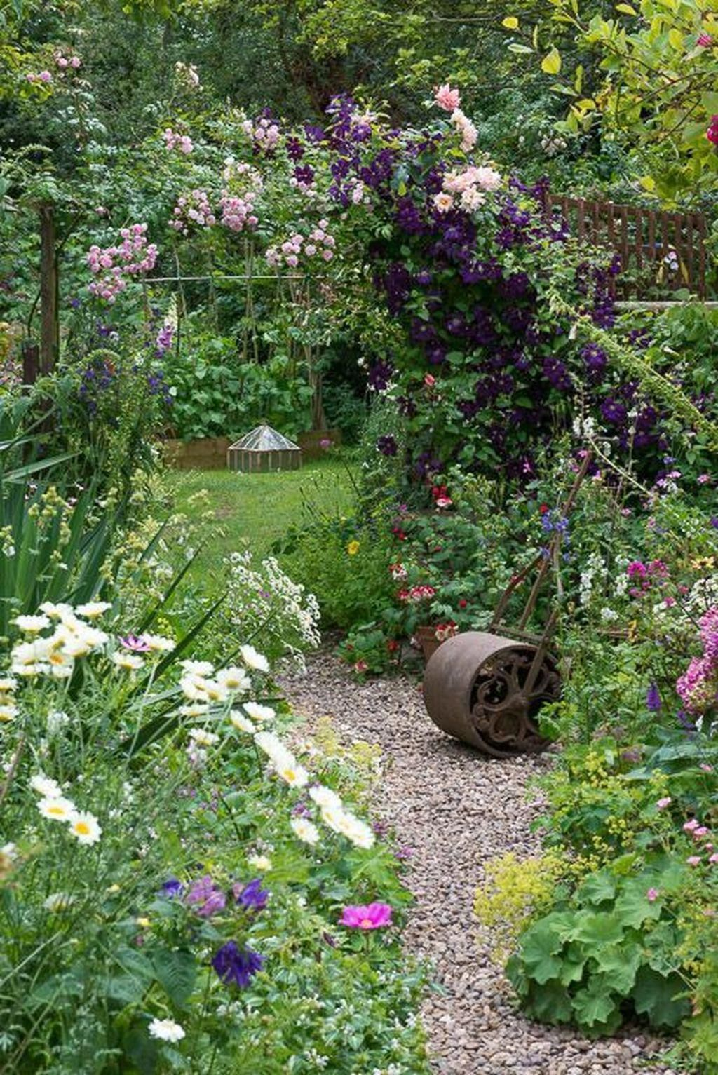 Garten Landschaftsbau Garten Garden A Well Designed Garden Path Is Like A Gu Designed Garden In 2020 Small Cottage Garden Ideas Gorgeous Gardens Cottage Garden