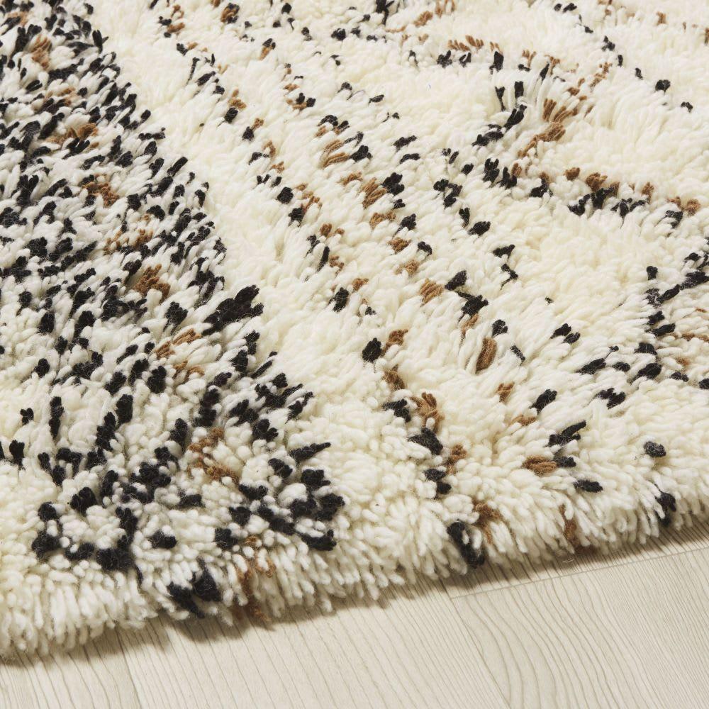 tapis tapis de salon en coton