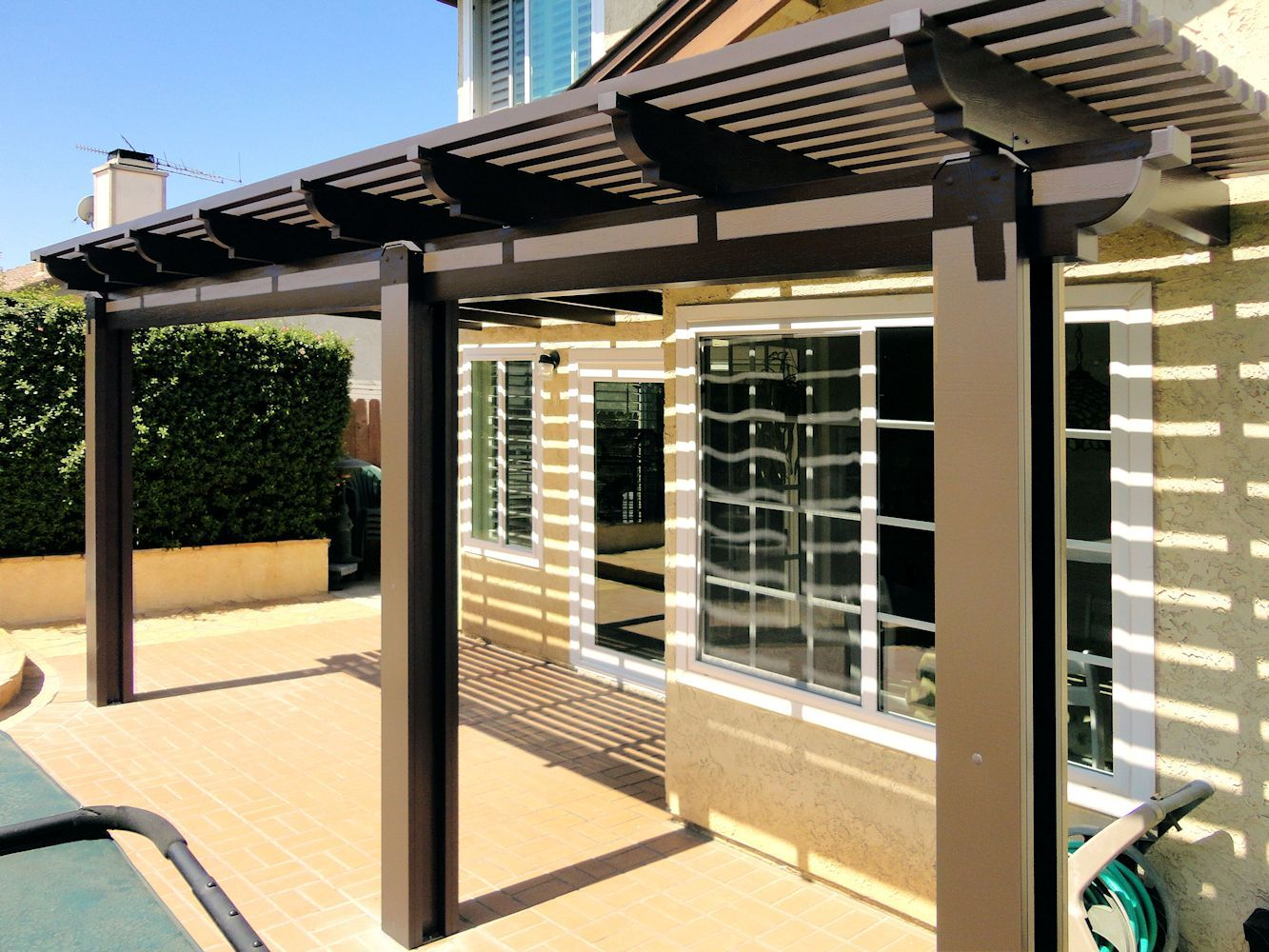 Aluminum Patio Cover Pictures, Duralum | Patio/Garden | Pinterest | Patios, Lattice  Patio And Aluminum Patio Covers
