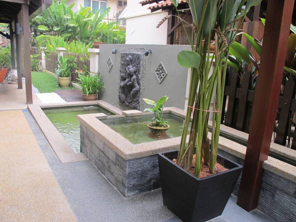 Garden Ideas Malaysia koi pond design malaysia | fountain design & trading | backyard