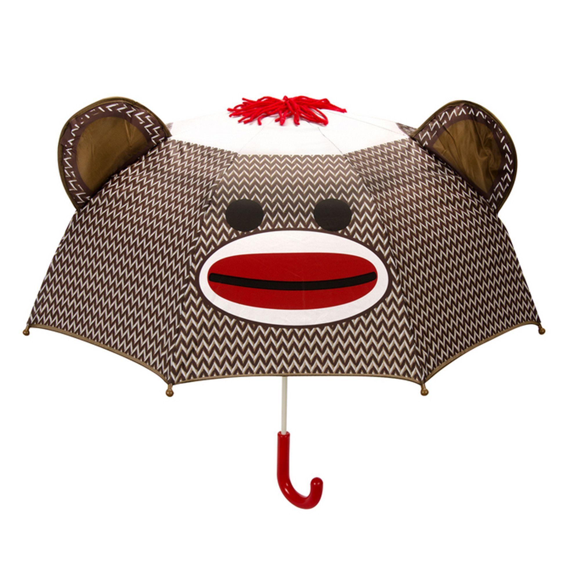 Sock Monkey Umbrella