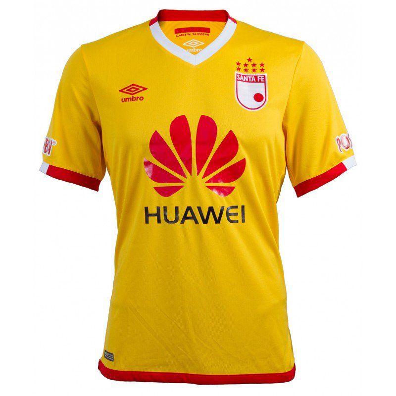 RT @CasaCardenal: Camiseta @SantaFe 2nd away 2017 a la venta en nuestra tienda virtual, envíos a todo el país >>> https://t.co/K6h3OBGbRz https://t.co/5J5GzTutNe