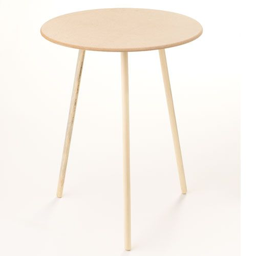 round 3 legged decorator table boscov
