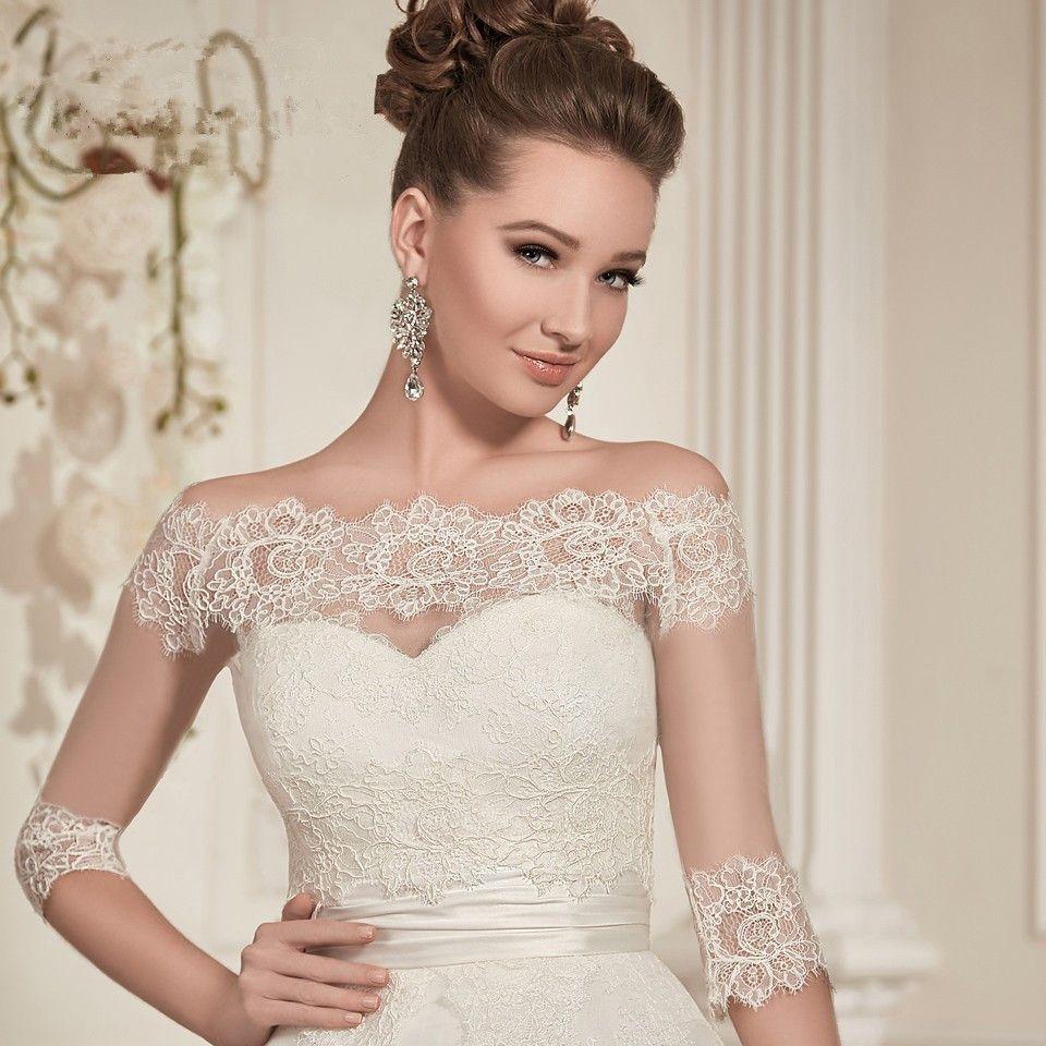 encontre mais jaquetas envoltrio de casamento informaes sobre bolero casamento bolero de renda lace cabo feminino