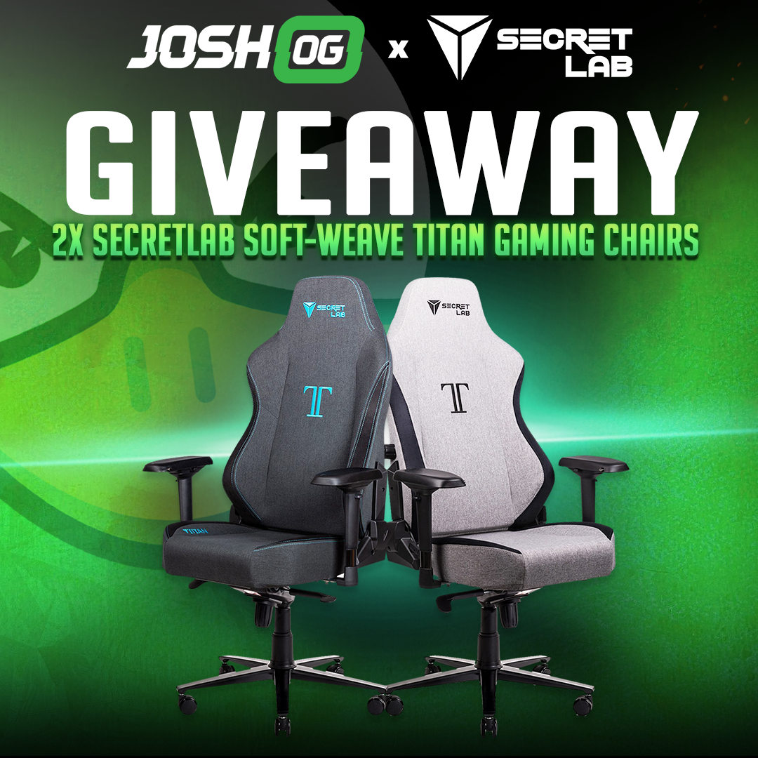 JoshOG April Giveaway | Contests/Giveaways | Gaming chair, Chicken