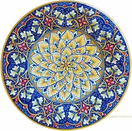 Fleur De Lis Decorative Plates & Fleur De Lis Decorative ...