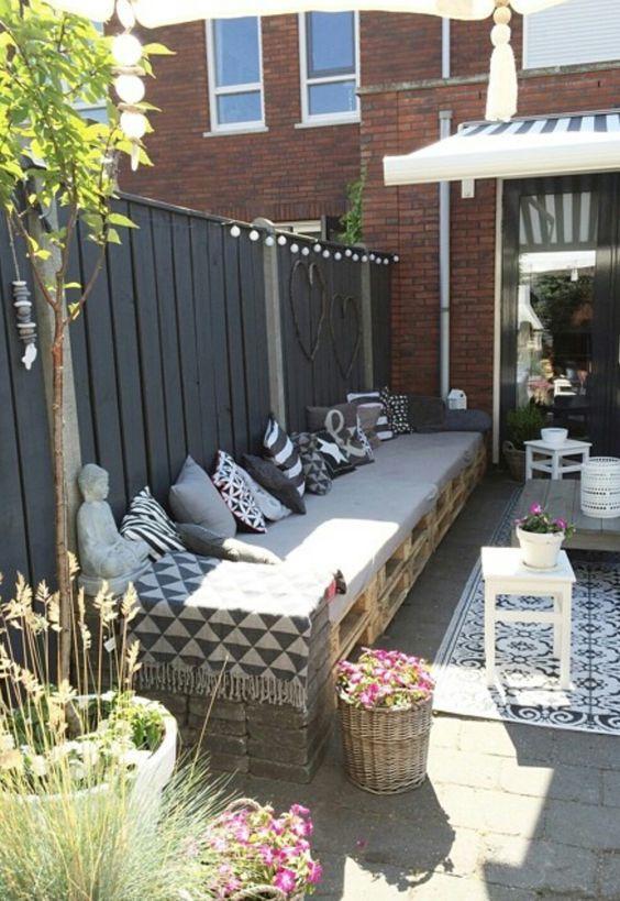 Photo of 20 Ideen, um Ihren Gartenzaun zu pimpen
