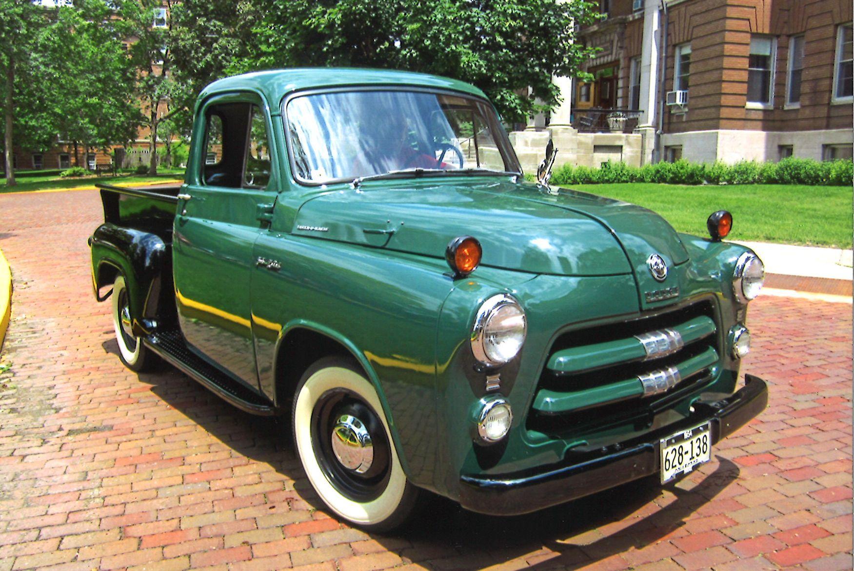 D.O.D.G.E. – Detroit\'s Old Diehards Go Everywh   Dodge trucks ...