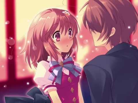 Nightcore My Girl One Of My Favorite Songs Now I Think I M A Little Obsessed Xd Kawaii Anime Anime Anime Love Couple