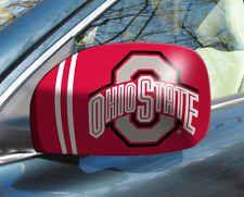 OSU Ohio State Buckeyes License Plate Frame chrome faced car accessory football