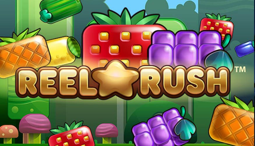 Image result for reel rush slot