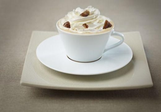 체스트넛 퓨레 커피