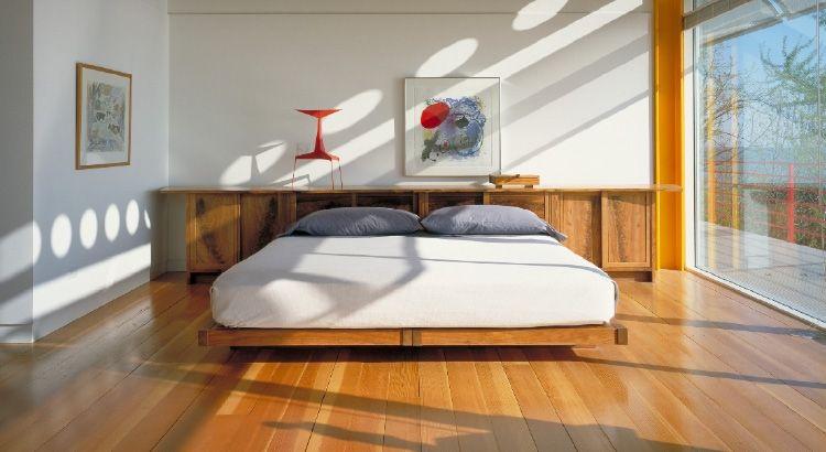 Instalaciones Residencial David Hovey 1 cama King size y plataforma ...