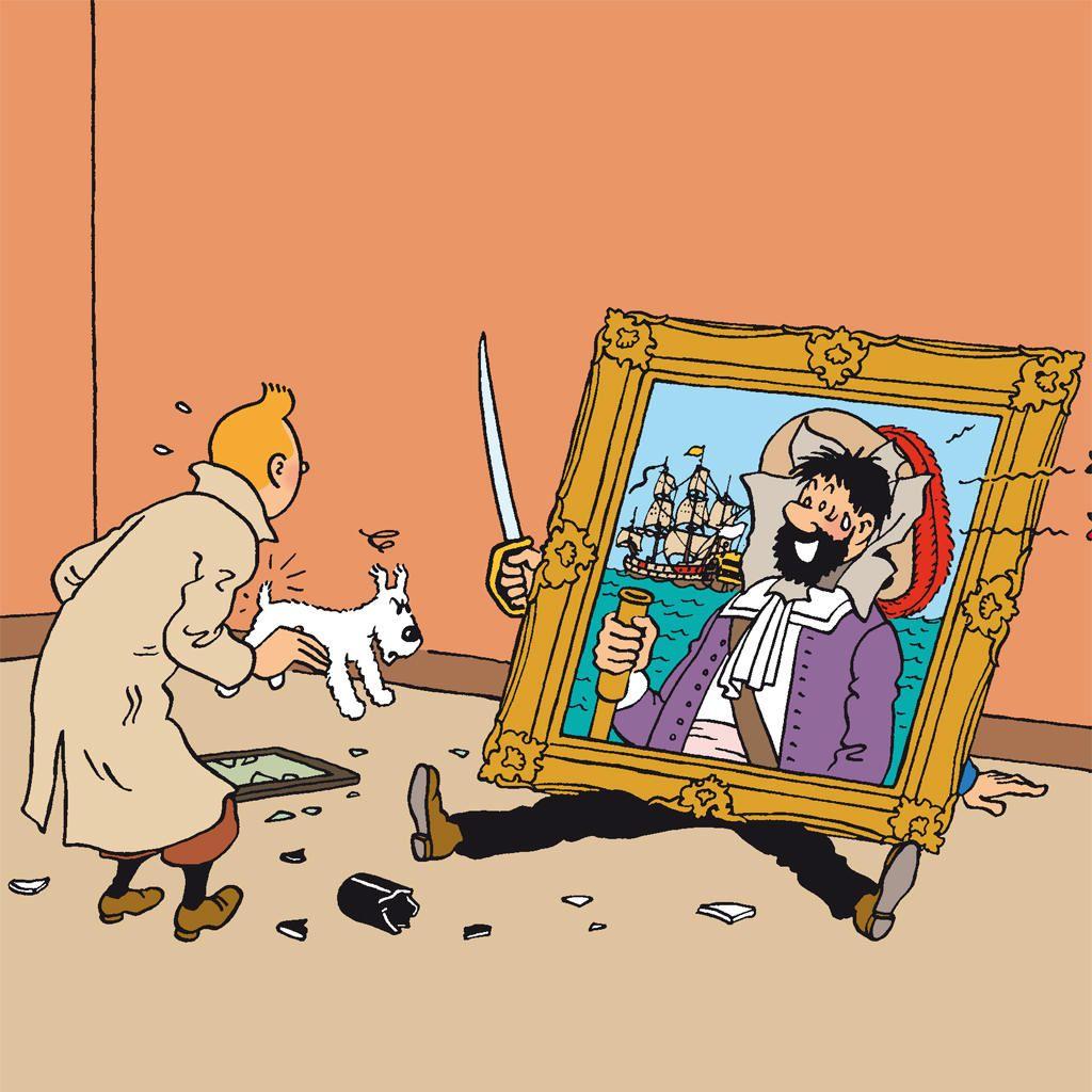 Tintin free paper dolls at arielle gabriel 39 s the - Image de tintin et milou ...