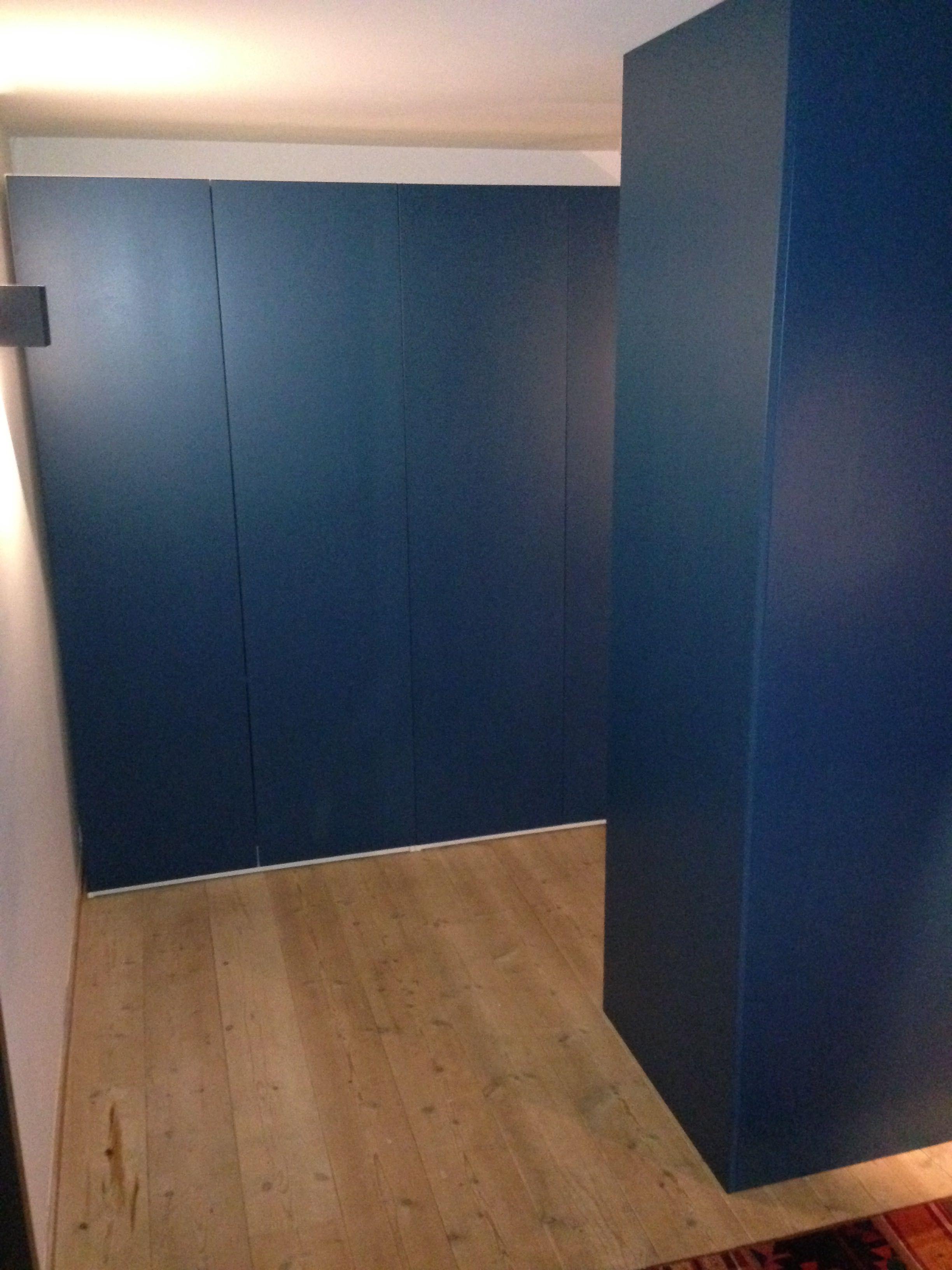 walkin valchromat studio10 ikea pax t ff bl. Black Bedroom Furniture Sets. Home Design Ideas