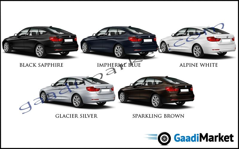 3 Series Gt Colours New Bmw 3 Series Bmw 3 Series Gt New Bmw
