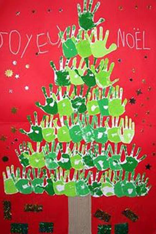 Arbre De Nadal Manualidades Manualidades Navidenas Navidad Preescolar