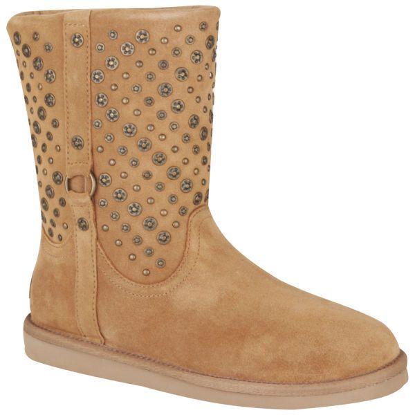 UGG Australia Womens Eliott Boots - Chestnut