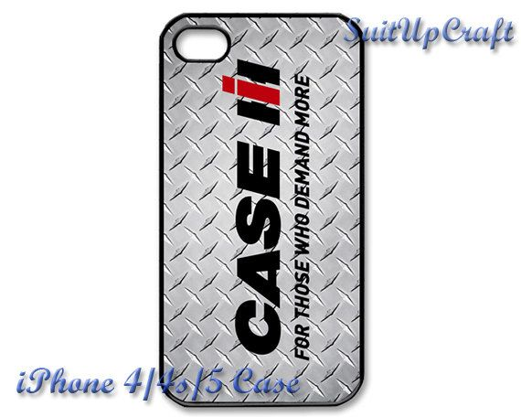 Case Ih Tractor Diesel Iphone 5 Case Covers By Suitupcraft