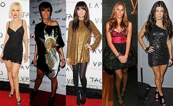 Fashion forward dress up