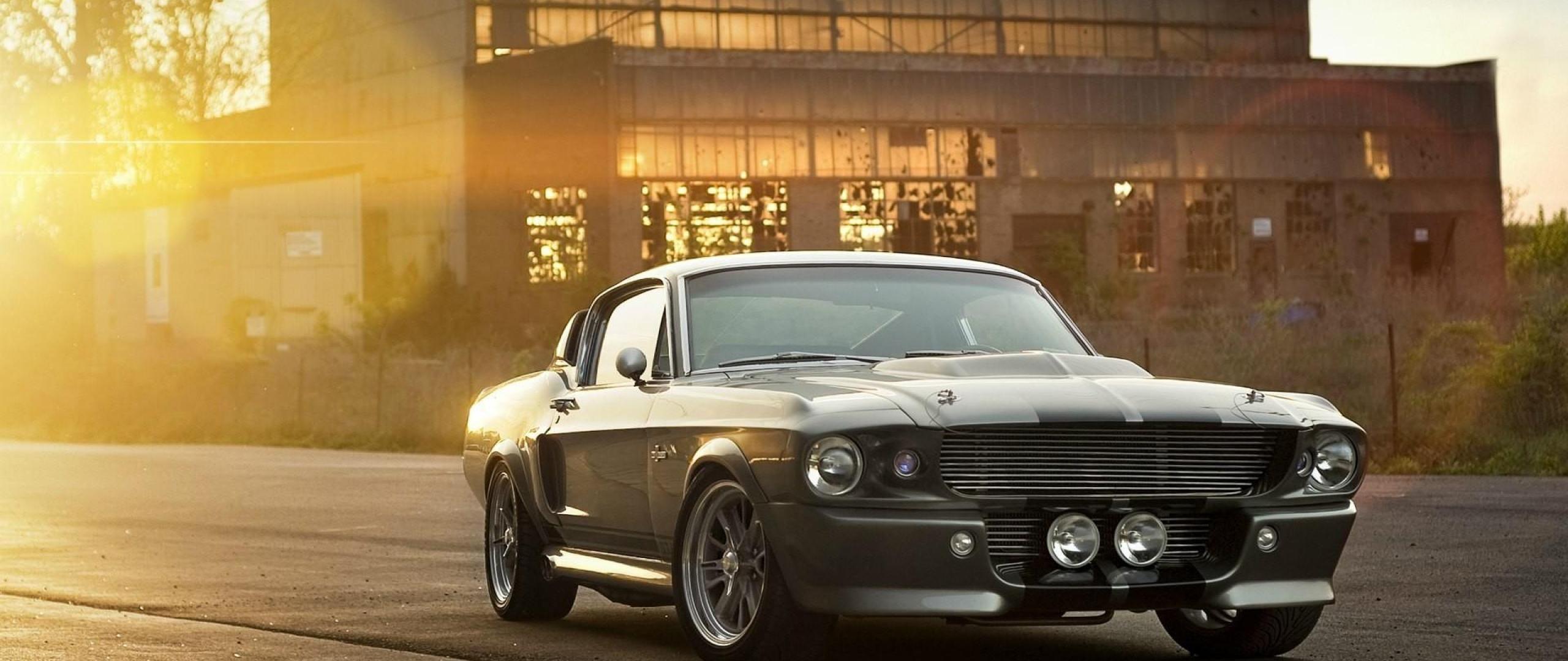 Eleanor 2560 X 1080 Shelby Gt500 Carros Mulheres E Carros