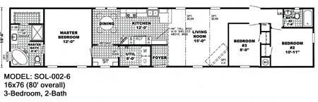 Single Wide Floorplans Mccants Mobile Homes Mobile Home Floor Plans Floor Remodel Remodeling Mobile Homes