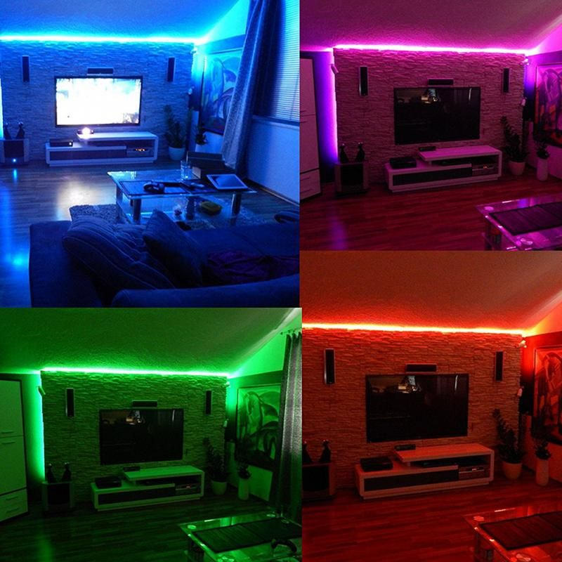 Under Bed Light For Midnight Bathroom Trips Under Bed Lighting Led Lighting Bedroom Led Beds
