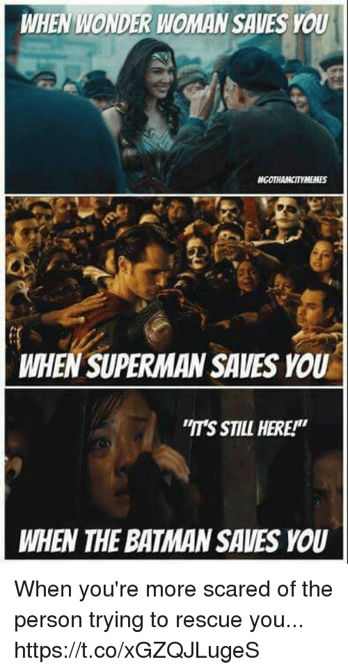 15 Side Splitting Wonder Woman Vs Batman Memes That Will Make F