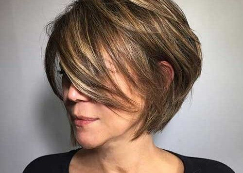 Bob Cut Hairstyles Classy Most Popular Graduated Bob Haircuts  Short Bobs Haircuts And Bobs