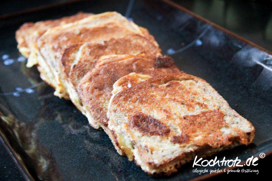 Heute komme ich mal mit nem Tipp um die Ecke. Trockebes Glutenfreien Brot zu einem Essen verarbeiten.