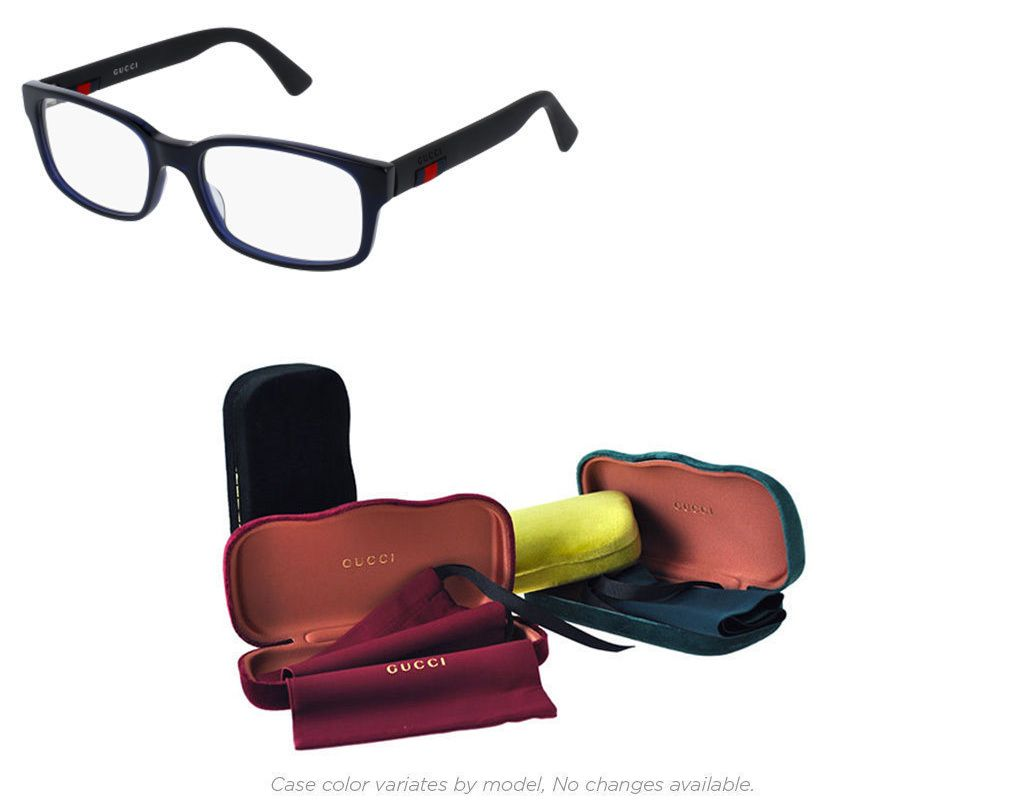 Fashion Eyewear Clear Glasses 179240: Gucci Eyeglasses Gg0012o 004 ...
