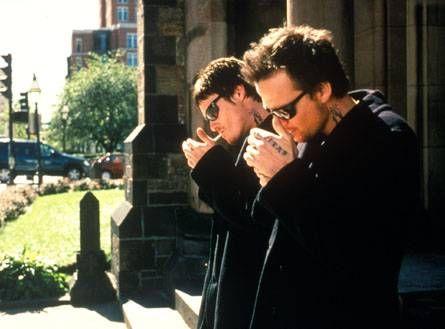 connor and murphy macmanus... boondock saints.