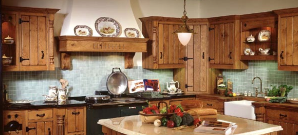 Knotty Pine Kitchen Cabinets Choosing Kitchen Type 187 Diy Guides Country Kitchen