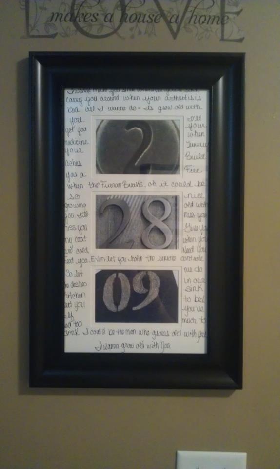 Pin by Alyssa Friguletto on Anniversary ideas <3 | Pinterest ...