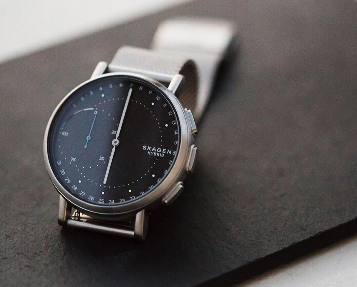 A hybrid smartwatch designed for those who desire discreet connectivity  without the addition of another distracting screen. 734926fe6ec7