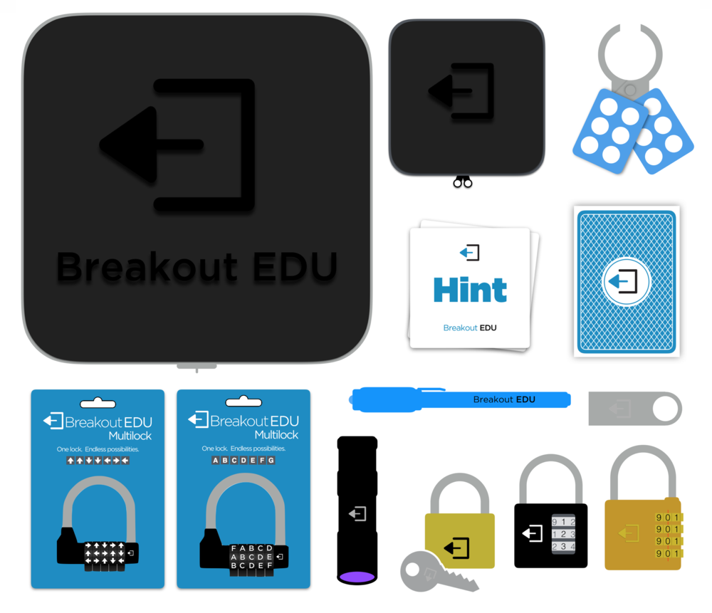 Escape Room kits to buy for groups, classes  Free scenarios online