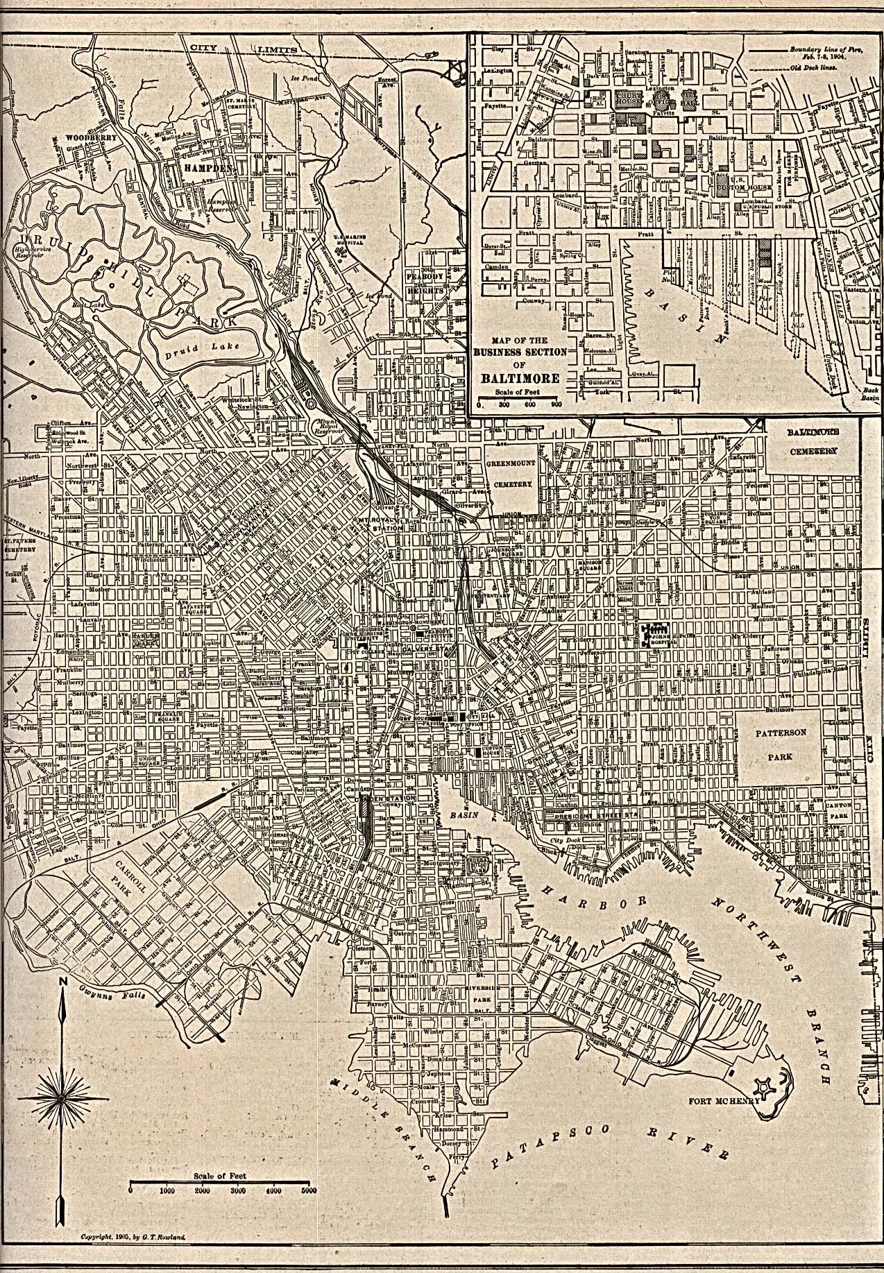 Baltimore, MD, ca. 1905 | Maps | Baltimore map, City maps, Map on map of dc and baltimore, map of dc metro area, map of virginia and washington dc, baltimore maryland area, map of washington dc and surrounding states, map of virginia dc area, map of delaware and baltimore, map of states bordering virginia, map of baltimore's inner harbor, map of baltimore airport area, greater baltimore area, map of seattle area, map of baltimore metro area, map of washington metropolitan area, map of towson md, map of capitol hill washington dc area, map of annapolis md area, map of rockville md, map of pikesville md, map of 21202,