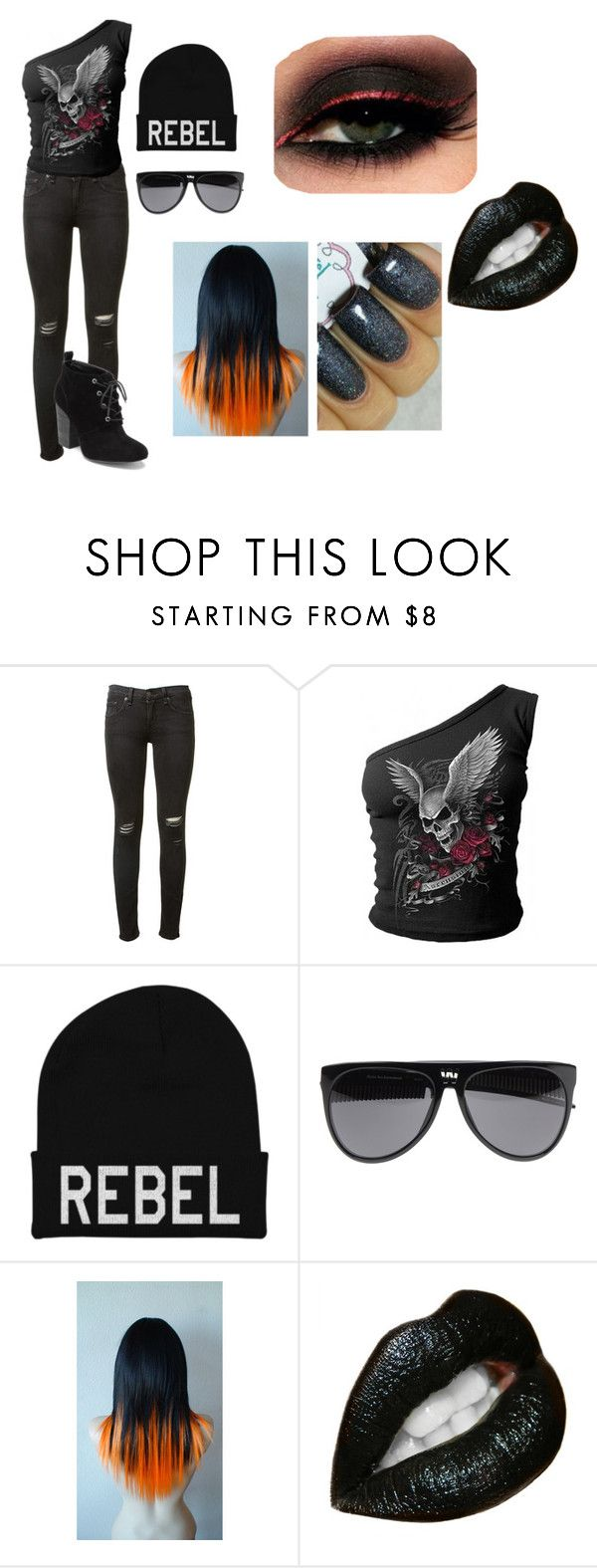 """""""Untitled #9"""" by krisaliasi ❤ liked on Polyvore featuring rag & bone, Ascension, BCBGeneration, women's clothing, women, female, woman, misses and juniors"""
