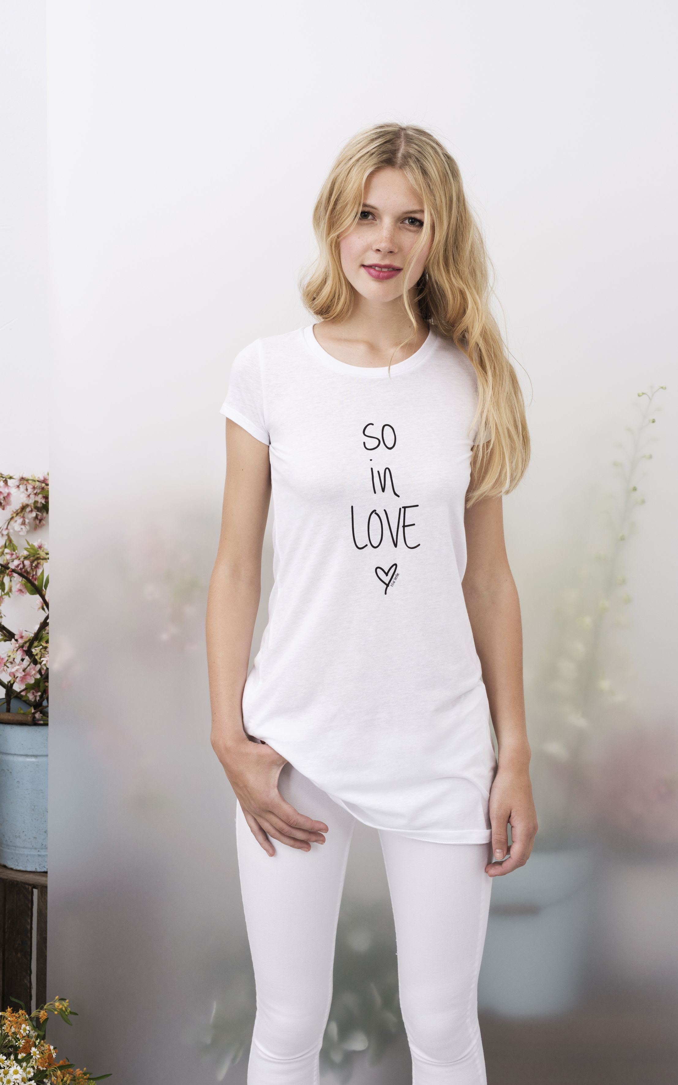 kisui OUI Collection Bridal Style: so in love, Braut-T-shirt ...
