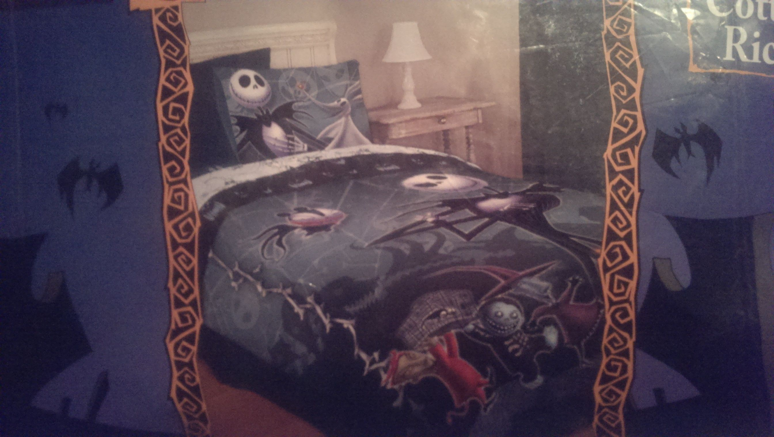 Nightmare Before Christmas Bedding Queen * Read more details by ...