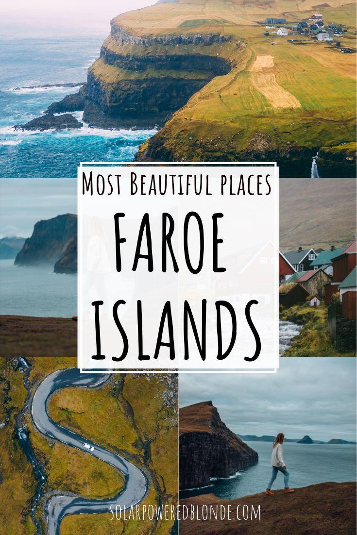 Best things to do in the Faroe Islands Denmark! Solarpoweredblonde