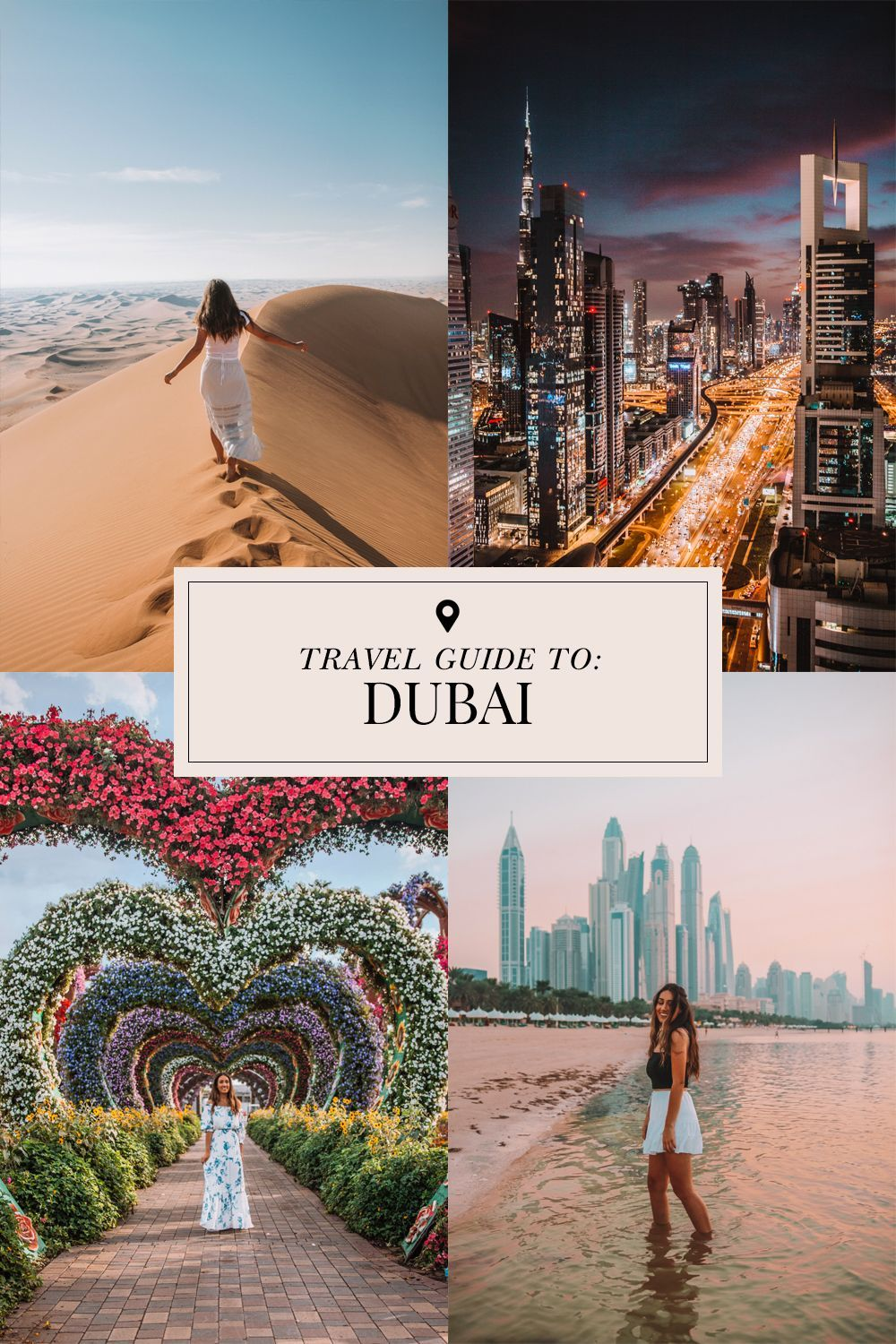 Dubai Travel Guide Dubai is an extraordinary place and one of the most attractive destinations at the moment. When police cars are Bugattis...Read More #chinatravelguide