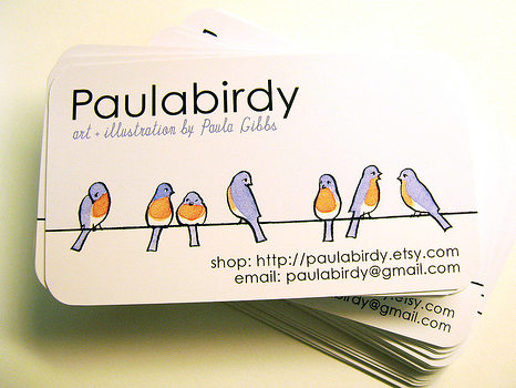This is a business card for paula gibbs online shop the rounded this is a business card for paula gibbs online shop the rounded corners reheart Image collections