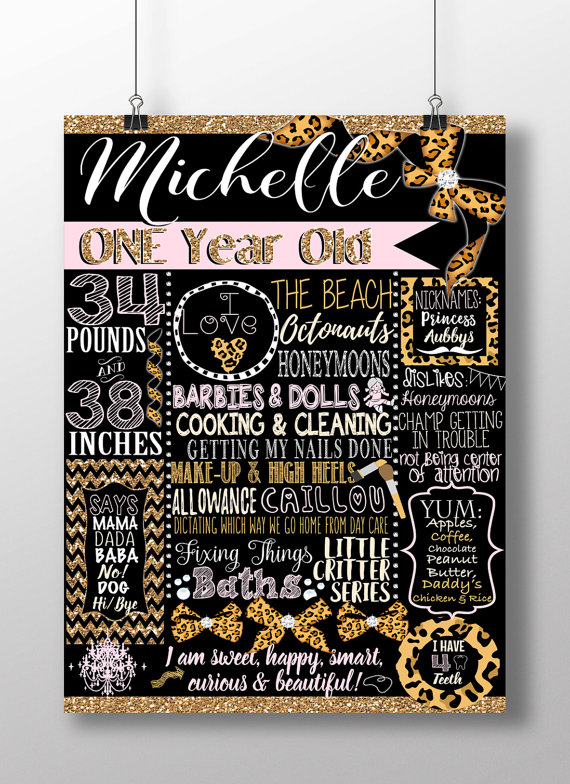 leopard birthday party Leopard print birthday animal print birthday leopard 1st birthday leopard decor leopard print decor BRDGRl12