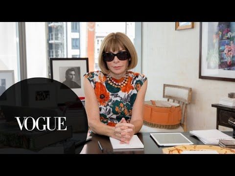 Video: 73 Questions with Anna Wintour - The Coveteur