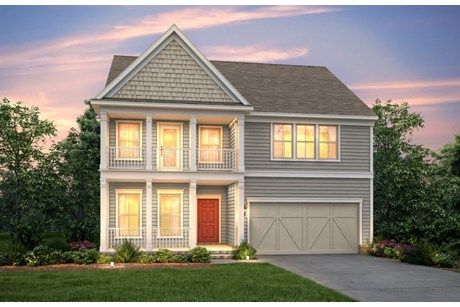 Stonebrook By Pulte Homes At River Green