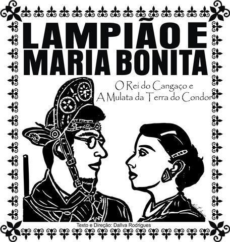 Lampiao E Maria Bonita Com Imagens Xilogravura Nordestina