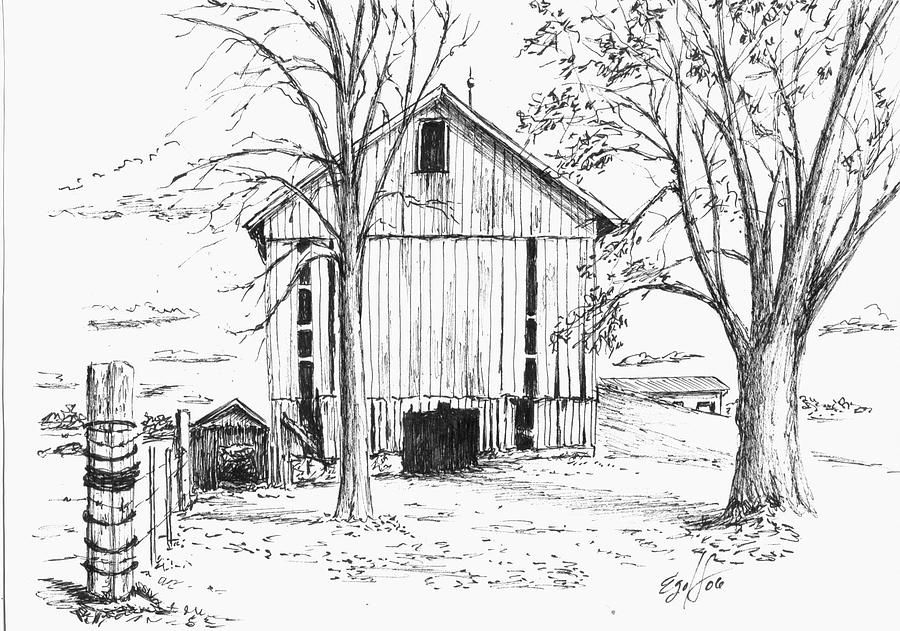 Old Barn Drawings Old Barn Drawing i want to draw this - copy barn blueprint 3
