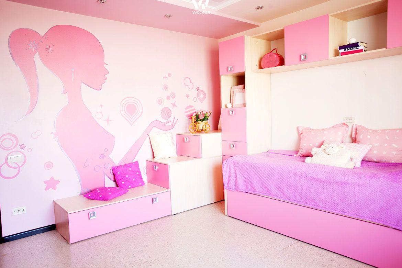 Kinderzimmer Mädchen Traum | Bibkunstschuur