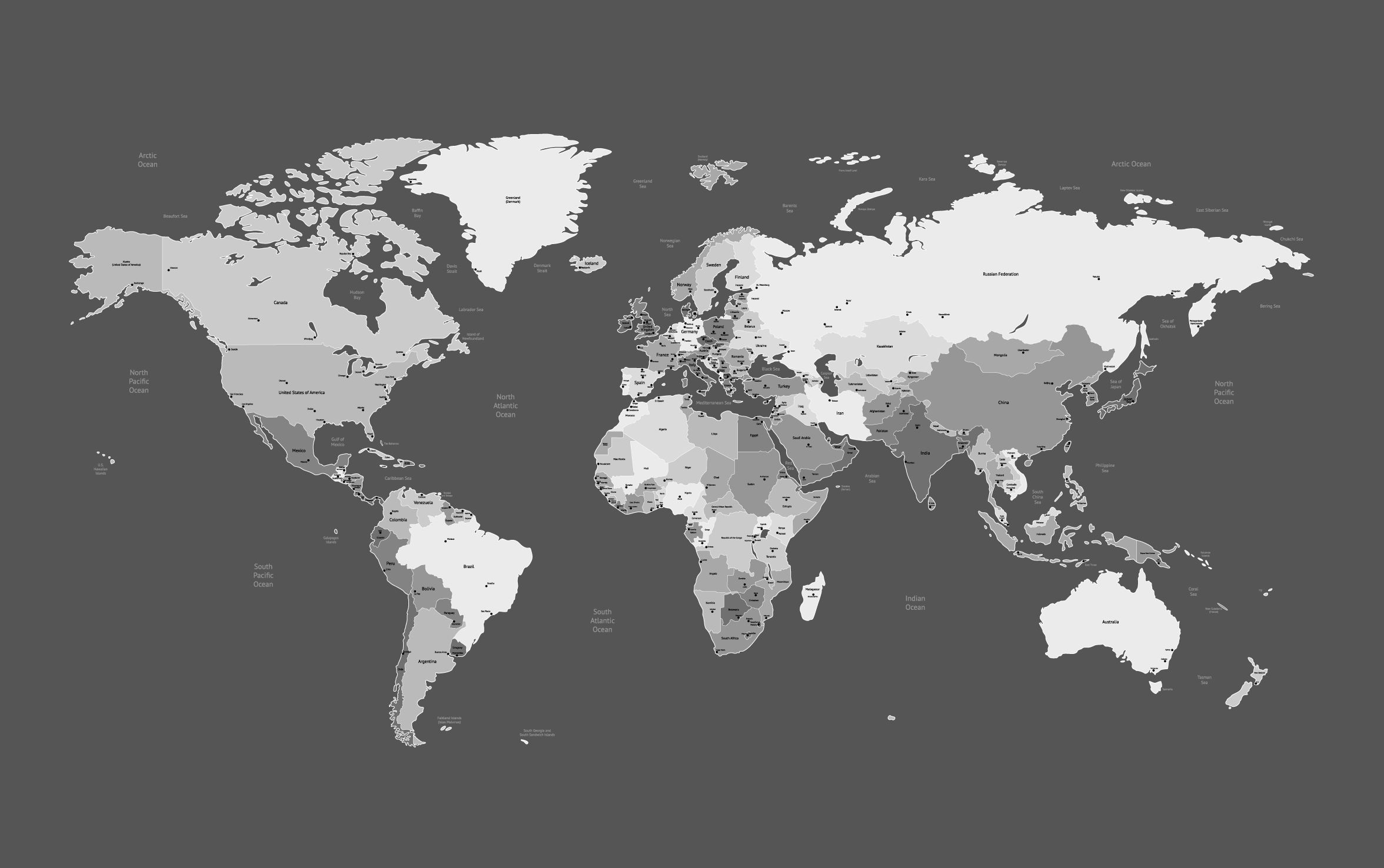 World map 01 vector free vector 4vector nap pinterest world map 01 vector free vector 4vector gumiabroncs